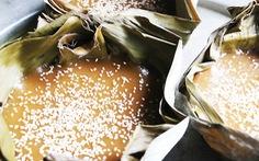 Tết xưa - Tết nay: Ngày tết, bàn thờ nhà nhà xứ Quảng đều dâng cặp bánh tổ