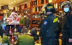 Khám xét khẩn cấp trụ sở của Thắng 'phòng' tại Thái Bình