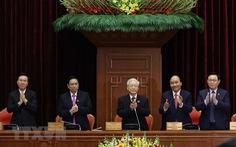 Công bố danh sách Bộ Chính trị và Ban Bí thư khóa XIII