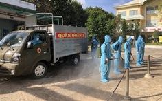 Phong tỏa Bệnh viện Đa khoa tỉnh Gia Lai