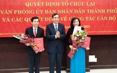 Sau hơn 1 năm nhập vào, Văn phòng UBND TP Đà Nẵng lại tách ra
