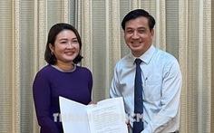 Phó chủ tịch UBND quận 7 làm  phó giám đốc Sở Du lịch TP.HCM