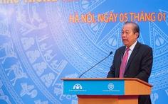 Phó thủ tướng Trương Hòa Bình: 'Phải lên án các hành vi phi văn hóa khi tham gia giao thông'