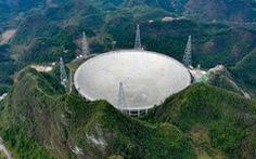 Trung Quốc mời các nhà khoa học nước ngoài phụ tìm người ngoài hành tinh