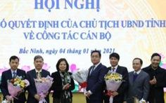 Chỉ trong 6 tháng, ông Nguyễn Nhân Chinh đã 'kinh qua' 3 vị trí lãnh đạo tại Bắc Ninh