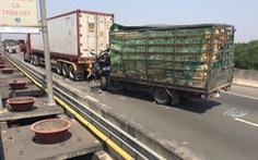 Buộc hơn 40.000 xe quá tải quay đầu ra khỏi 4 tuyến cao tốc.