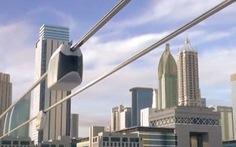 Dubai công bố siêu dự án cáp treo công cộng