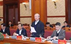 Thường trực Ban Bí thư Trần Quốc Vượng: Tập trung cao độ phục vụ Đại hội XIII