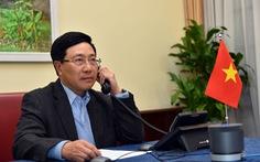 Việt Nam khẳng định hợp tác với Mỹ giải quyết vụ 'thao túng tiền tệ'
