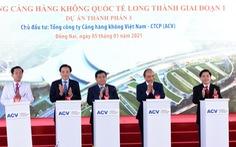Sân bay Long Thành góp phần cho sự hùng cường của đất nước