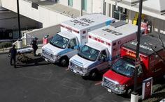 Người nhiễm COVID-19 tăng cao, Los Angeles phải lựa bệnh nhân để cứu