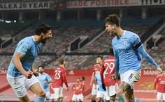 Man Utd bị Man City khuất phục, mất vé chung kết Cúp Liên đoàn
