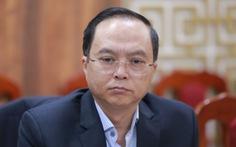 Ông Nguyễn Nhân Chinh làm giám đốc sở: 'Con lãnh đạo cũng phải dựa vào trình độ chuyên môn'