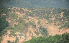 Quảng Nam sẽ đánh sập các hầm vàng ở Vườn quốc gia Sông Thanh