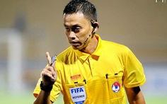 Trọng tài FIFA Ngô Duy Lân bắt chính trận tranh Siêu cúp quốc gia 2020
