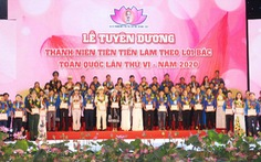 'Tôi yêu Tổ quốc tôi' vào top sự kiện tiêu biểu của Đoàn và phong trào thanh thiếu nhi