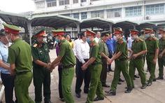 An Giang đưa 6 lực lượng lên tuyến biên giới để phòng chống dịch COVID-19
