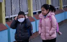 Rét 9 độ, người Hà Nội co ro đi học đi làm
