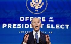 Dân chủ thắng đậm, tạo đà cho ông Biden