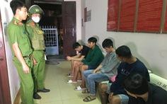 Cảnh sát 113 ngăn 2 nhóm thanh niên chém nhau