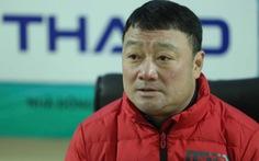 HLV Trương Việt Hoàng: Cầu thủ Viettel đã có một trận đấu đáng biểu dương