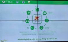 Ứng dụng PC-COVID sẽ được sử dụng như thế nào?