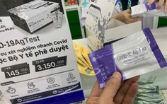 Miễn thuế nhập khẩu vật tư sản xuất que test COVID-19