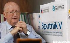 Sputnik V là vắc xin chống biến chủng Delta tỉ lệ cao