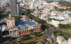 Sài Gòn - những vòng xoay ký ức - Kỳ 2: Bùng binh Sài Gòn và đại lộ phồn hoa