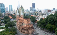 Sài Gòn những vòng xoay ký ức - Kỳ 1: 'Góc Paris' và khung trời thư thái