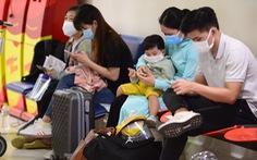 Khách đi máy bay từ TP.HCM thót tim khi Đà Nẵng từ chối, sau đó đồng ý tiếp nhận