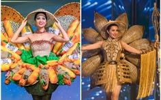 Trang phục dân tộc trên đấu trường nhan sắc quốc tế và cảm hứng từ chiếc áo bảo hộ