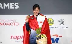 Ánh Viên được động viên ở lại đội tuyển quốc gia đến hết SEA Games 31