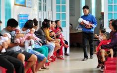 TP.HCM sẽ tiêm chủng mở rộng cho trẻ em trở lại