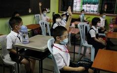 Mới có hơn 50% trường học toàn cầu mở lại lớp học trực tiếp