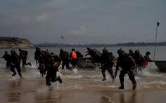 Trung Quốc tập trận đổ bộ, tấn công tại tỉnh đối diện Đài Loan