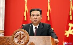 Ông Kim Jong Un khẳng định Triều Tiên phát triển vũ khí là cần thiết
