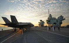 Chỉ huy tàu sân bay HMS Queen Elizabeth: 'Anh muốn nghiêng về châu Á'