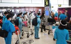 Sân bay Nội Bài có 2.000 camera giám sát, truy vết khi có ca F0