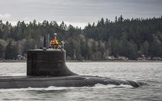 Chuyên gia giải đáp lý do tàu ngầm hạt nhân tỉ USD của Mỹ gặp sự cố ở Biển Đông