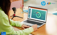 Làm việc ở nhà hiệu quả cùng HP ProBook 400 Series G8