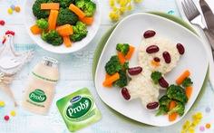 Dinh dưỡng tăng đề kháng cho trẻ tiếp tục năm học mới
