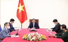 Thổ Nhĩ Kỳ tặng Việt Nam 200.000 liều vắc xin COVID-19
