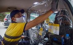 Thêm Be mở lại dịch vụ gọi xe công nghệ 4 bánh tại TP.HCM