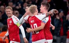 Đan Mạch giành vé dự World Cup 2022