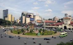 Sài Gòn - vòng xoay ký ức - Kỳ 5: Bùng binh Bến Thành và phố cổ trăm năm