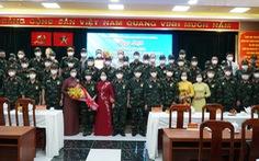 Phó bí thư Nguyễn Hồ Hải: 'TP.HCM mang ơn các lực lượng hỗ trợ'