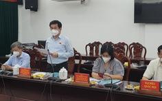 Huyện Bình Chánh: Vi phạm đất đai chuyển công an 2 năm chưa giải quyết xong