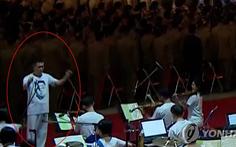 Áo phông in hình ông Kim Jong Un gây chú ý tại Triều Tiên