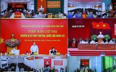 Thủ tướng Phạm Minh Chính: 'Không được ban hành những gì trái với trung ương'